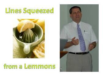 Lemmons Lines