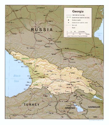 Georgia, the Country